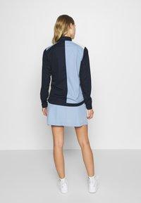 Cross Sportswear - JACKET - Kurtka sportowa - blue - 2