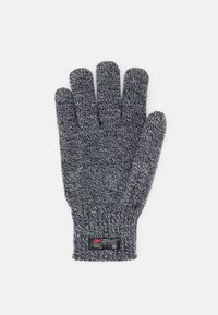 Carhartt WIP - SCOTT GLOVES - Gloves - black/wax - 1