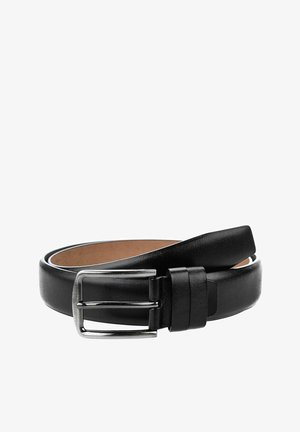CAMPAGNA - Pásek - czarny mat