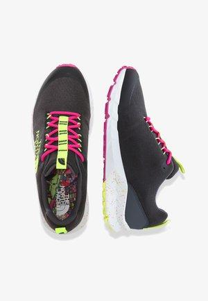 M SPREVA TOKYO - Trainers - asphalt grey/glo pink