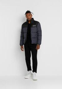 Night Addict - NAMASTER - Winter jacket - black - 1