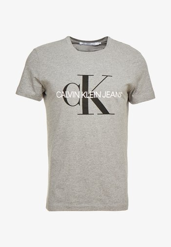 ICONIC MONOGRAM SLIM TEE