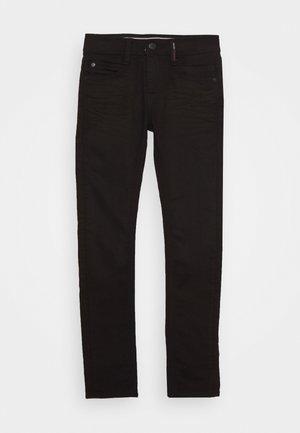 LUIGI - Jeans Skinny Fit - black denim