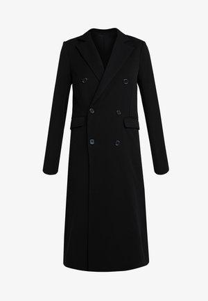 DUSTER - Classic coat - black
