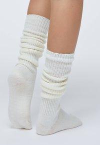 OYSHO - Socks - grey - 1