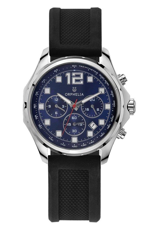 MULTI DIAL  - Horloge - black