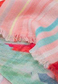 Codello - PARROTS HERRINGBONE - Šátek - light pink - 1