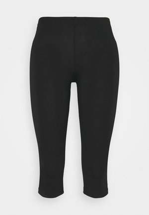 CROPPED - Leggings - black