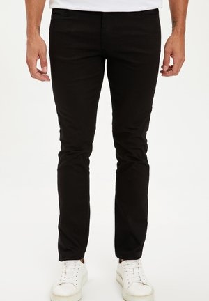 MAN  - Slim fit jeans - black