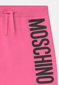 MOSCHINO - Mini skirt - azalea pink - 2