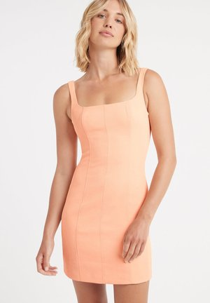 ROBE MINI CALVI - Shift dress - g-peche