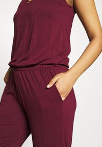 s.Oliver - OVERALL - Beach accessory - bordeaux - 5