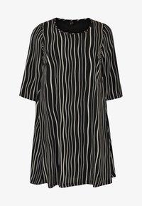 Yoek - Day dress - black - 3