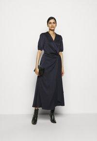 RIANI - Maxi dress - deep blue - 1