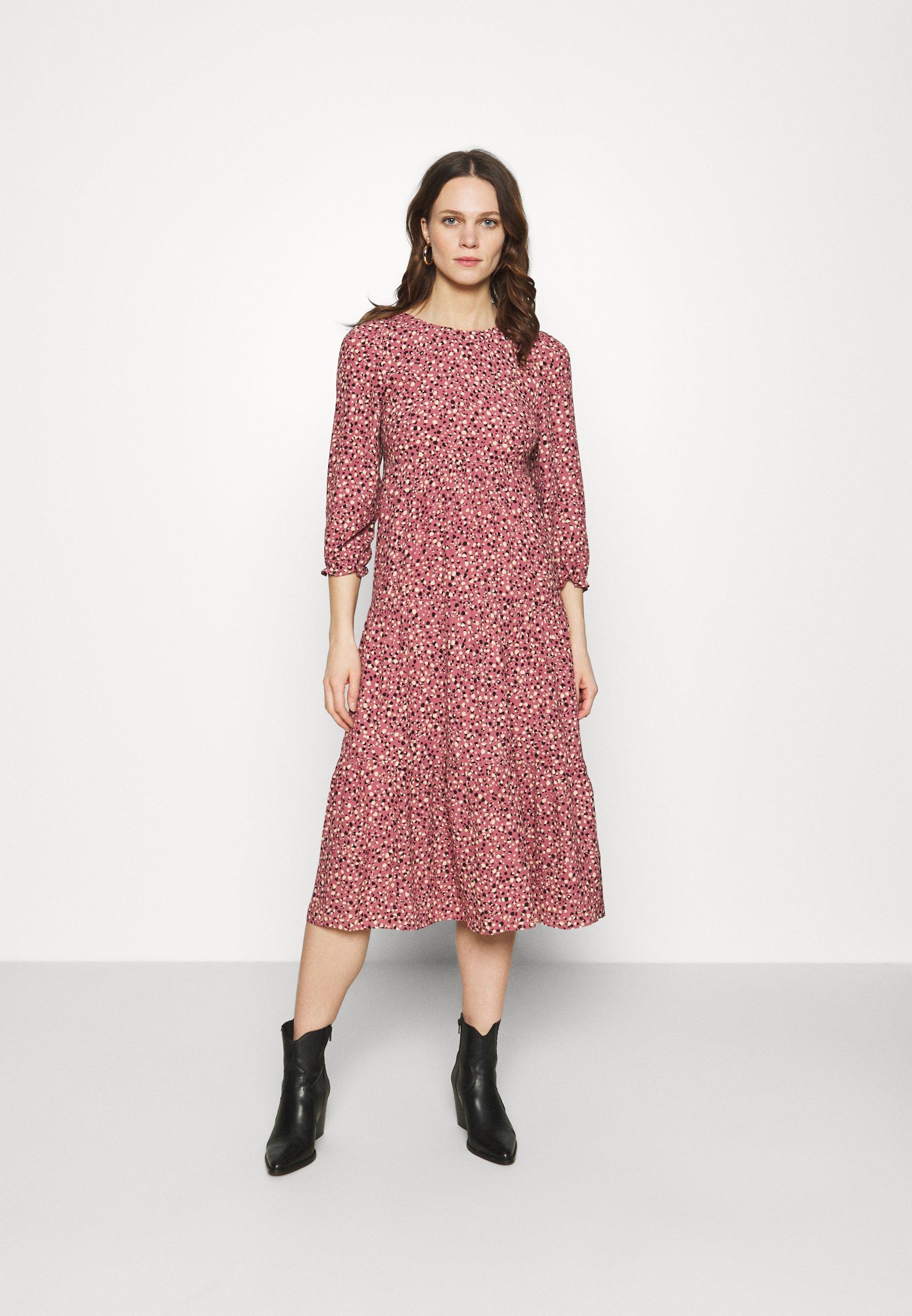 Damen LONG DRESS - Freizeitkleid