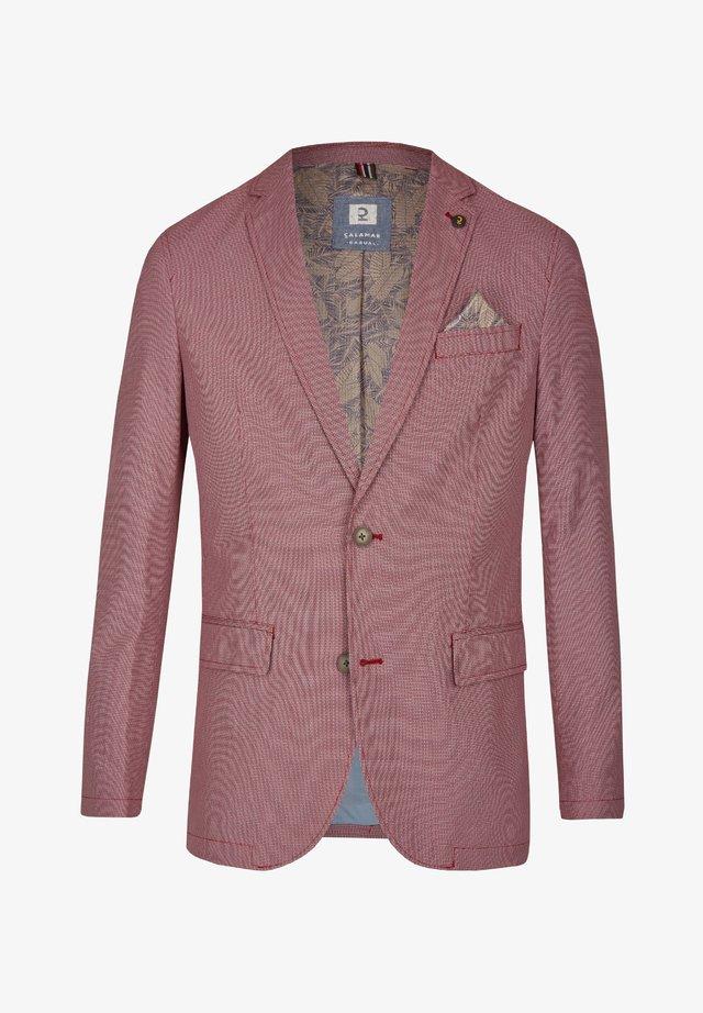 Blazer jacket - rot
