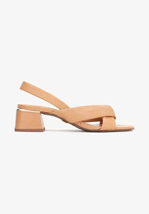 MARNIE - Sandalen - light brown