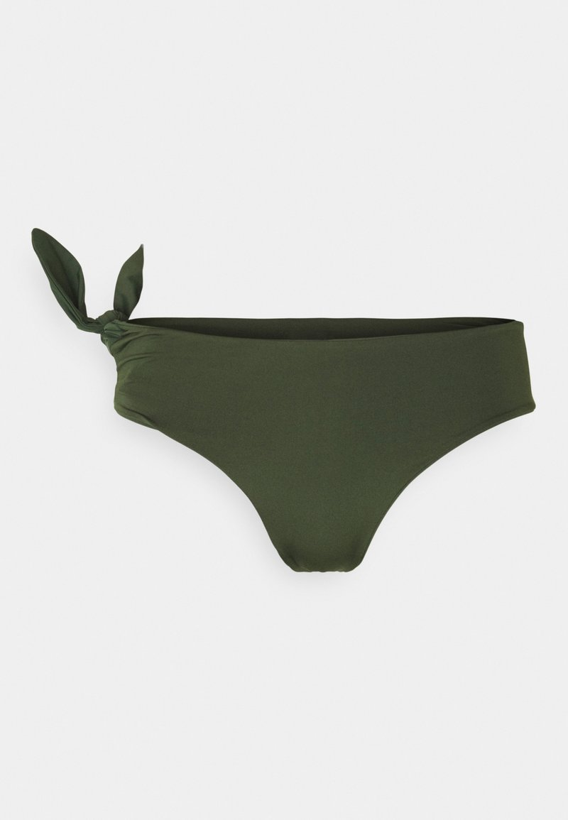 Women Secret - BRASILIEN BOXER - Bikini bottoms - khaki