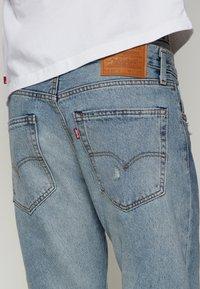 Levi's® - 551Z AUTHENTIC STRAIGHT - Jeans straight leg - dark indigo worn in - 4