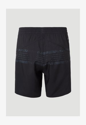 Swimming shorts - schwarz