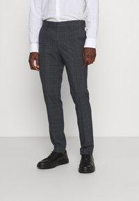 Selected Homme - SLHSLIM MYLOLOGAN SUIT - Kostym - dark grey - 4