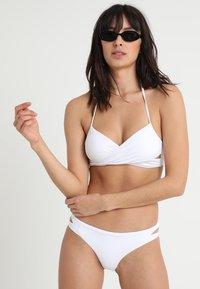 Anna Field - 2 PACK - Bikini - black/white - 0