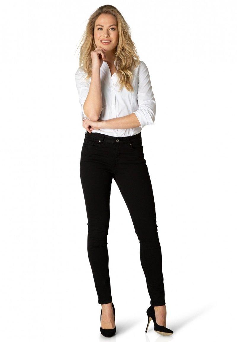 Yest - MELL - Slim fit jeans - black
