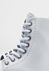 Dr. Martens - PASCAL MONO J - Lace-up ankle boots - bluemoon - 2