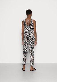 s.Oliver - Top - black zebra - 2