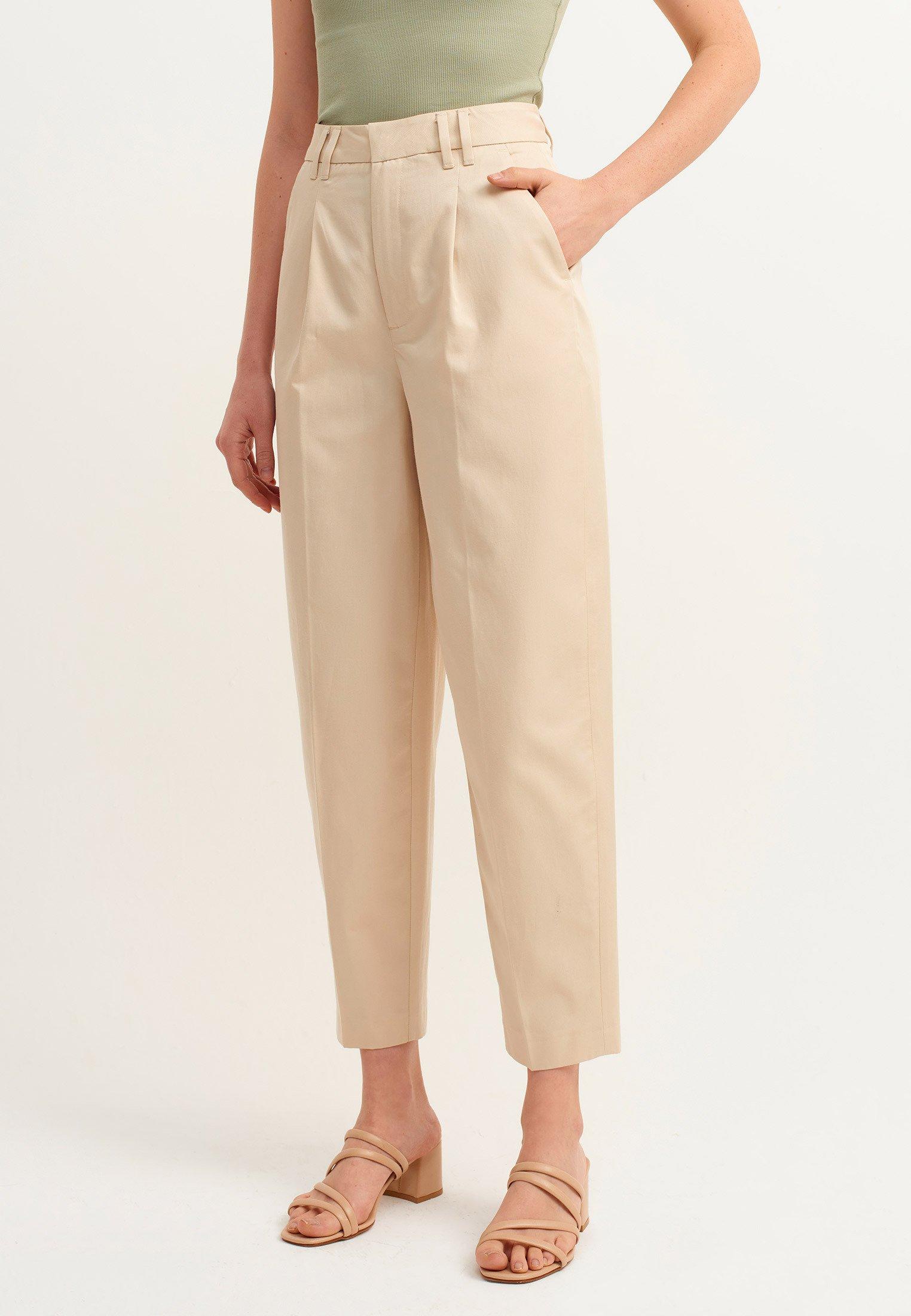Donna MIT EINGRIFFTASCHEN - Pantaloni