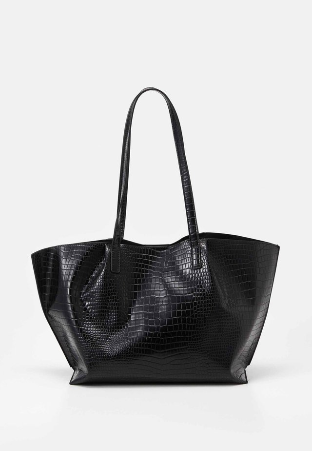 PCDALLIS - Handbag - black