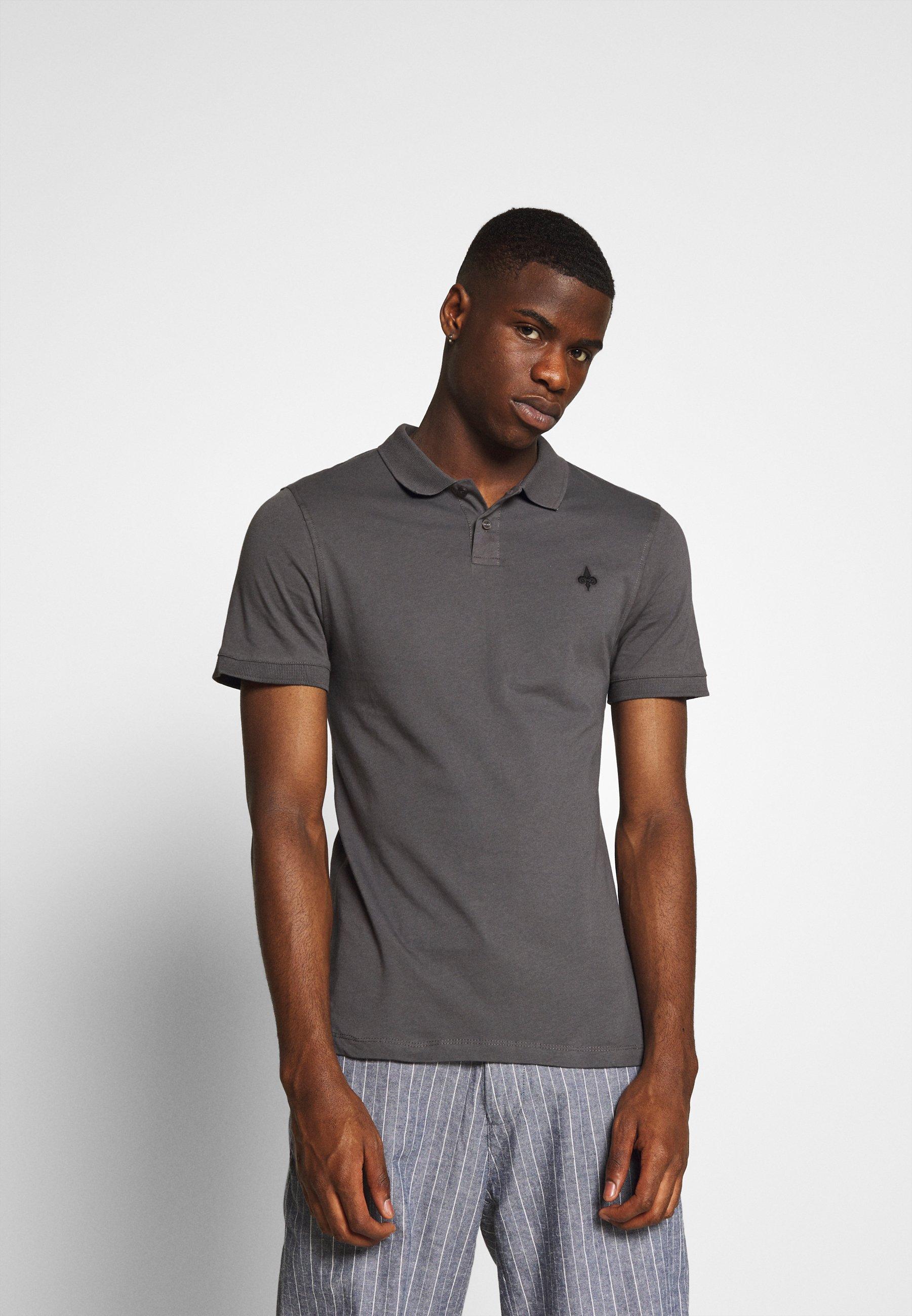 Zign Poloskjorter - Dark Gray