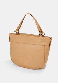 Esprit - FASHION - Tote bag - camel - 4