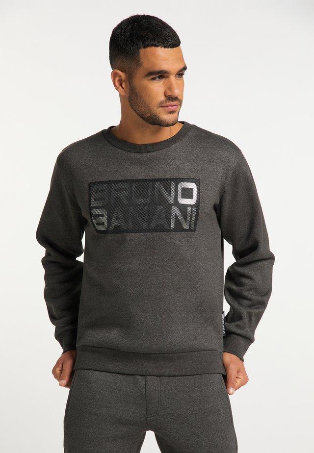 Sweater - anthra melange