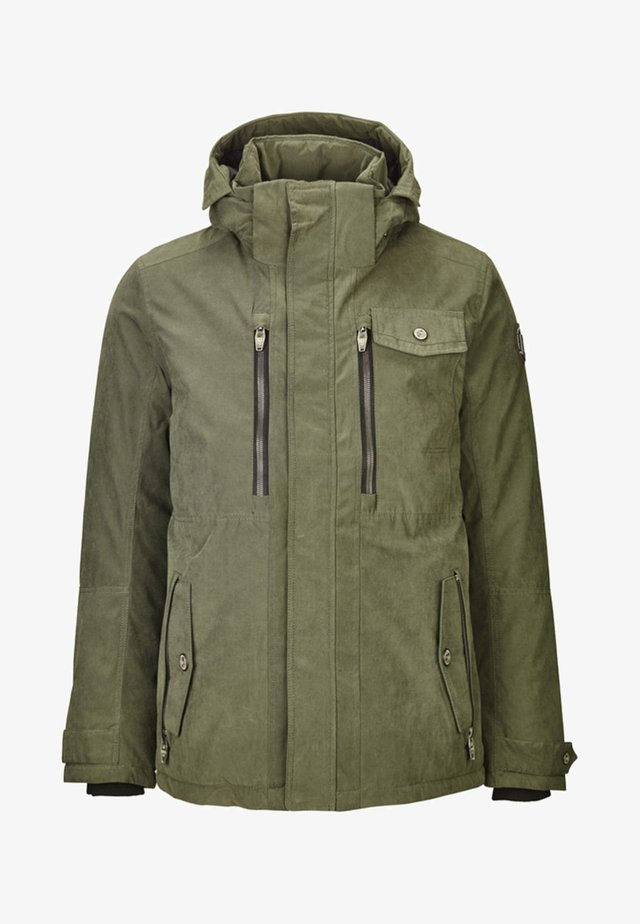 PAISANO FASHION  - Winter jacket - olive