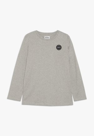 CLASSIC LONG SLEEVE - Top sdlouhým rukávem - light grey melange