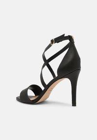 Cosmoparis - ZEANA VEGAN - Sandals - noir - 5