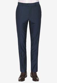 Carl Gross - Suit trousers - dark blue - 0