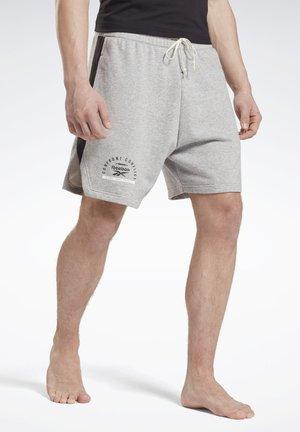 COMBAT BOXING SHORTS - Sports shorts - grey