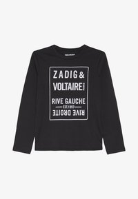 Zadig & Voltaire - Long sleeved top - anthrazit - 2