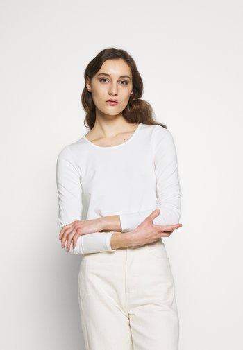 KALIA - Long sleeved top - milk