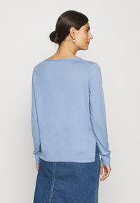 Tommy Hilfiger - NOLAA - Sweter - moon blue - 2