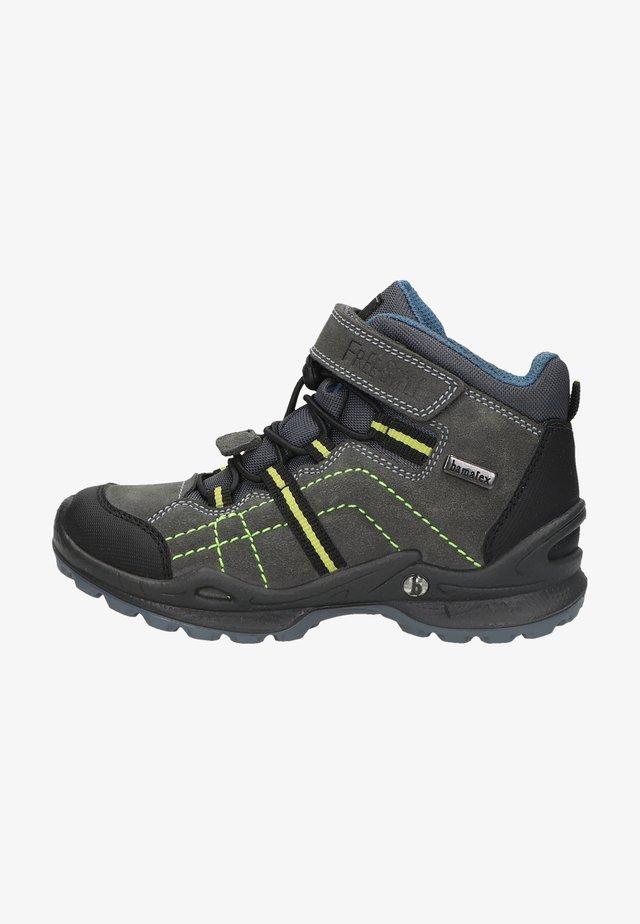 Sneakers high - dunkelgrau