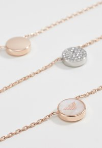 Emporio Armani - Necklace - rose gold-coloured - 4