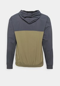 Champion - COLOR BLOCK - Träningsjacka - grey/khaki - 1