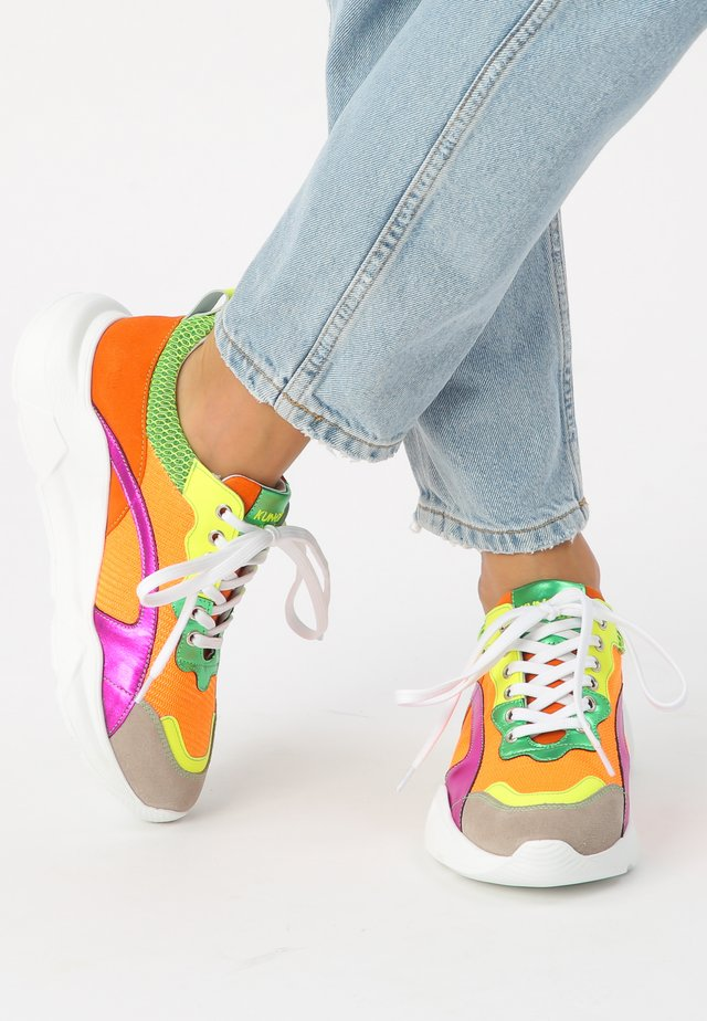 Sneakers laag - multicolor