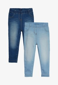 Next - 2 PACK - Jeggings - blue - 0