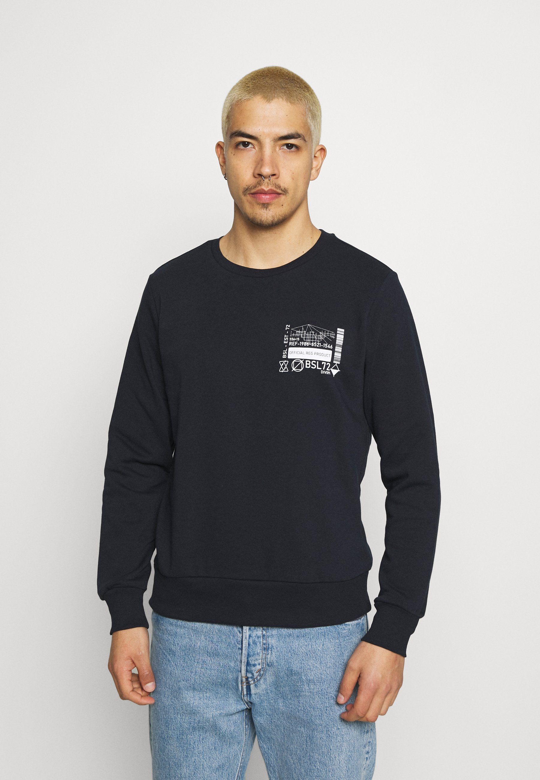 Men SAMWELL - Sweatshirt