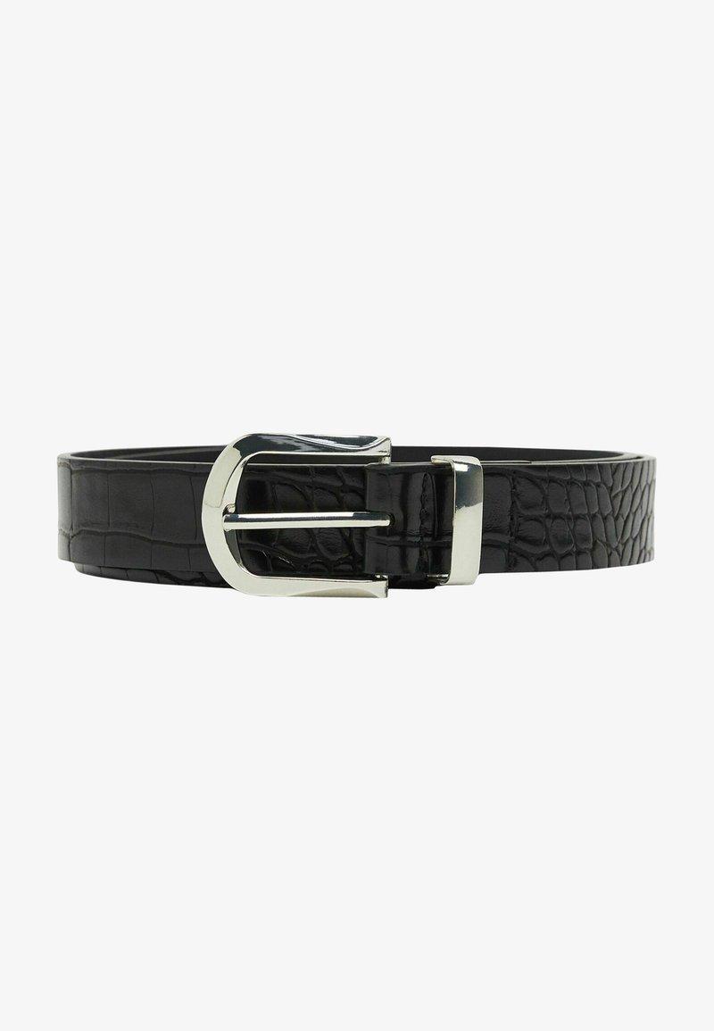 Bershka - Belt - black