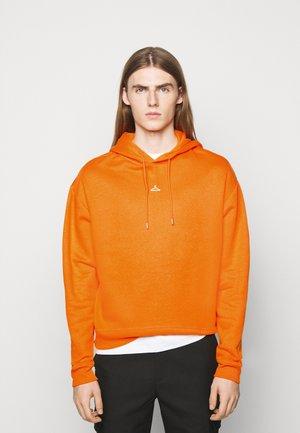 HANGER HOODIE - Hoodie - orange